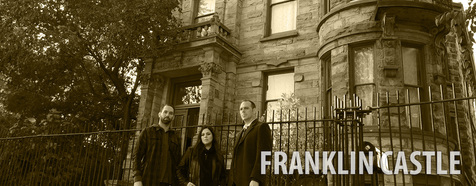 Paranormal Lockdown Episode 3 Franklin Castle